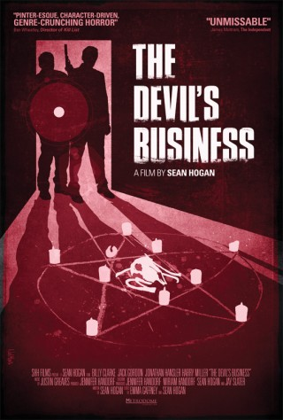 The Devils Business poster