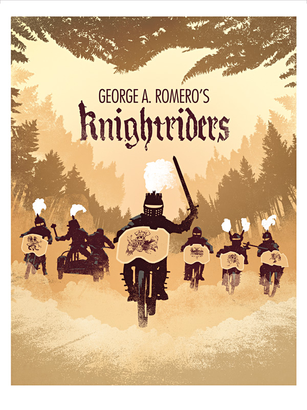 Knightriders artwork