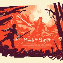 Hawk The Slayer (Sunset)