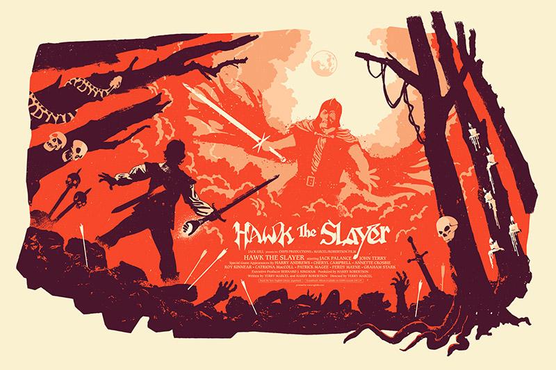 Hawk The Slayer (Sunset)